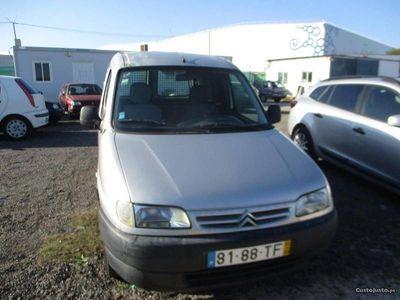used Citroën Berlingo 1.9 D