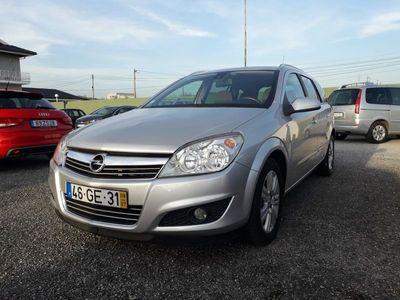 usado Opel Astra 1.7td SW