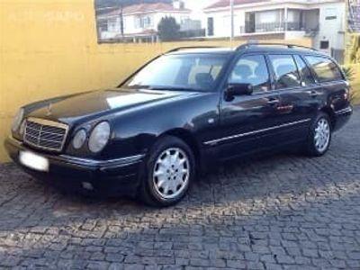 usado Mercedes E290 ClasseCx/Aut, Diesel