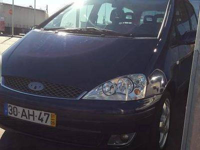 gebraucht Ford Galaxy 1900TDI