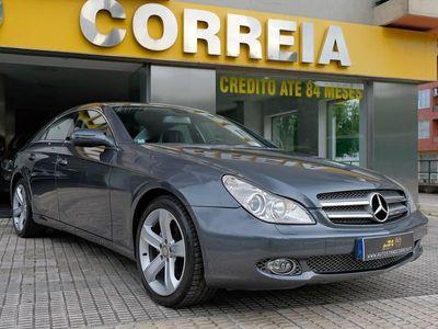 usado Mercedes CLS350 CDI Bluetec