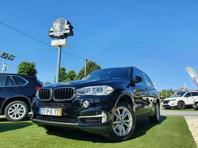 usado BMW X5 25 d sDrive Comfort 7L (218cv) (5p)
