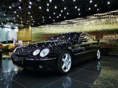 usado Mercedes CL500 V8 Nacional