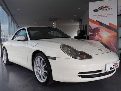 usado Porsche 911 Carrera 4 Cabriolet CARRERA 4