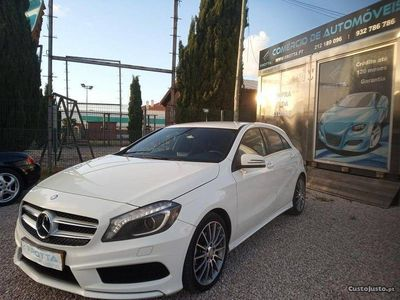usado Mercedes A200 7G AMG