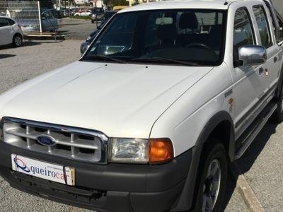 usado Ford Ranger 2.5 TD 4x4