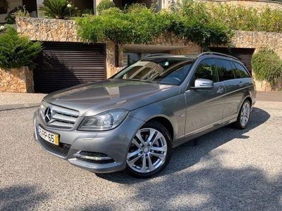 używany Mercedes C220 CDi Avantgarde