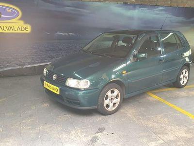used VW Polo 1.0