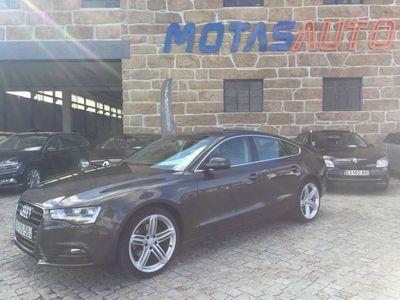 usado Audi A5 2.0 TDi quattro Sport