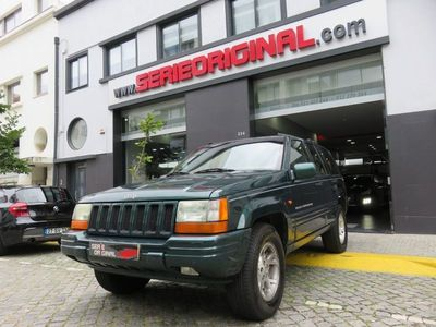 usado Jeep Grand Cherokee 2.5 TD 4X4