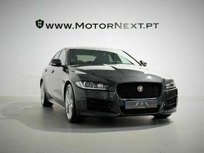 usado Jaguar XE 2.0 D R-Sport (Auto)