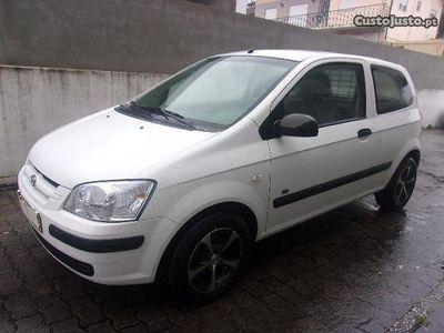 brugt Hyundai Getz 1.5 Crdi A/C
