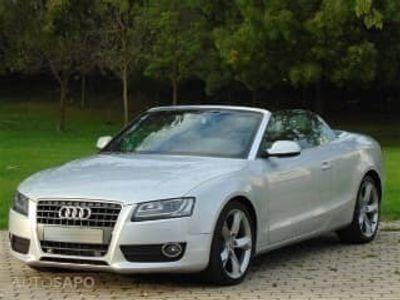 usado Audi A5 Cabriolet 2.0TDi