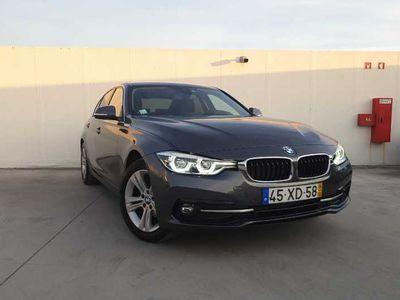 usado BMW 318 - Usado d Line Sport Auto