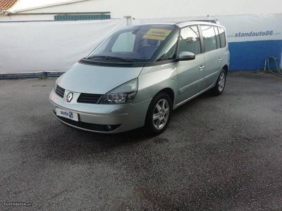 usado Renault Espace 2200 dci 150cv