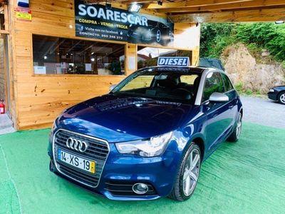gebraucht Audi A1 1.6 TDI BI - XENON Livro Revisões