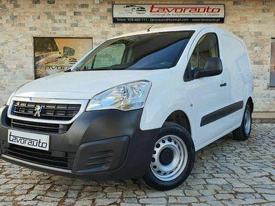 usado Peugeot Partner 1.6 HDI 3 LUG IVA DEDUTIVEL