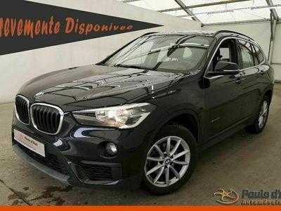 usado BMW X1 S-Drive 16d