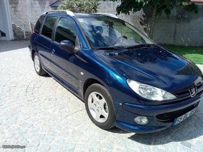 usado Peugeot 206 1.4 XS HDI