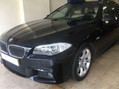usado BMW 520 D AUTO TOURING PACK M NACIONAL