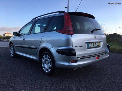 brugt Peugeot 206 SW 1.1i -140.000kms