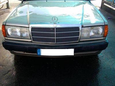 usado Mercedes 190 diesel