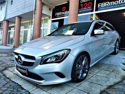 usado Mercedes CLA180 Shooting Brake D