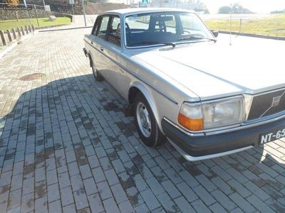 usado Volvo 240 1980 GLE Com A/C