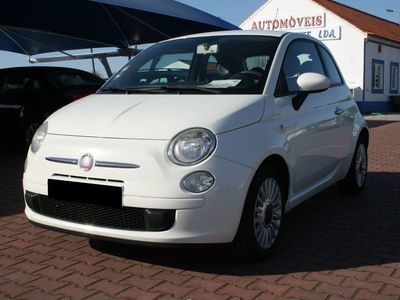 used Fiat 500 1.3 MJ