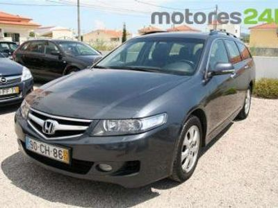 used Honda Accord 2.2I-CTDI EXECUTIVE NAV