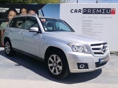 gebraucht Mercedes GLK200 CDi Blue Efficiency