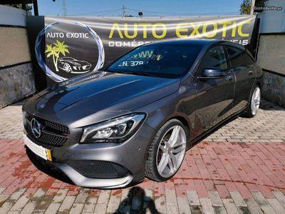 usado Mercedes CLA220 Shooting Brake d AMG