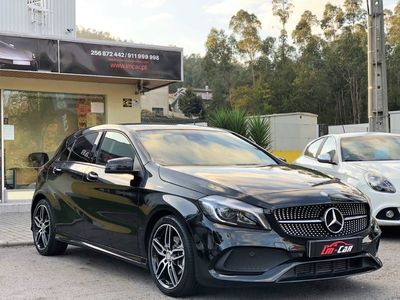 usado Mercedes A180 CDi BE Edition AMG Line
