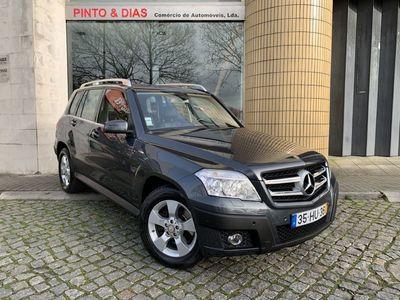 usado Mercedes GLK220 CDI 4-MATIC