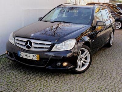 usado Mercedes C220 CDI Automática 170cv