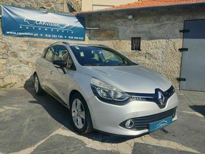 usado Renault Clio Sport Tourer 1.5 DCI Dinamyc SS