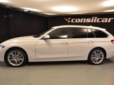 usata BMW 320 dA Touring X-Drive Sport Navi