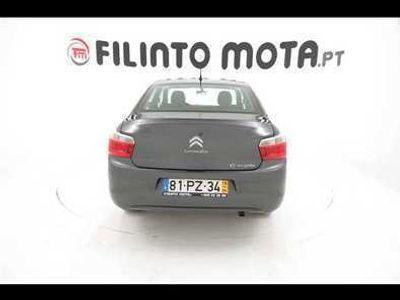 usado Citroën C-Elysee I 1.6 HDi Exclusive