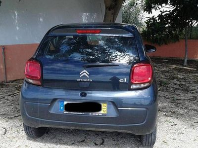 usado Citroën C1 1.0 VTI Feel -