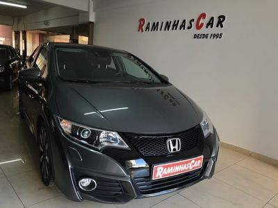 usado Honda Civic 1.6 I-Dtec Elegance+CONNECT-NAVI