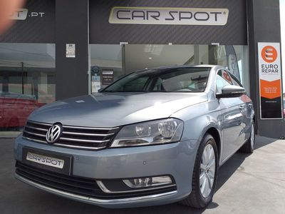 usado VW Passat 1,6 TDI 105 CR FAP BLUEMOTION