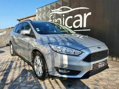 usado Ford Focus SW 1.5 TDCi Trend+