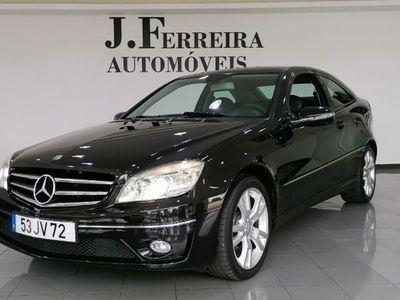 usado Mercedes CLC220 CDi