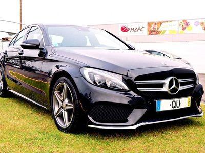 usado Mercedes C220 d Bluetec AMG