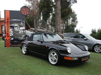 usado Porsche 911 Carrera Cabriolet 964 2