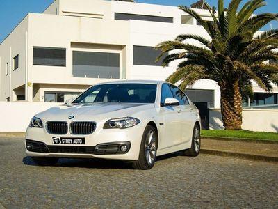 usado BMW 520 d (F10)