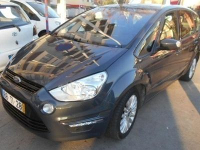 used Ford S-MAX 2.0 TDCi Titanium Business 7L