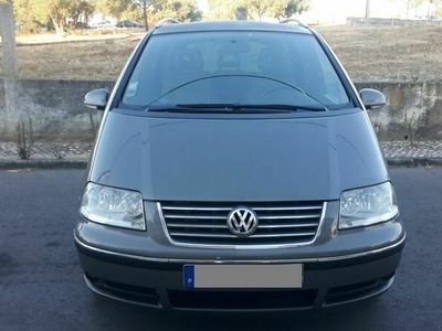 usado VW Sharan Confortline 1.9 Tdi