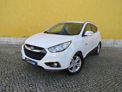 usado Hyundai ix35 1.7 CRDi Sport