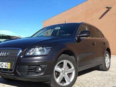 brugt Audi Q5 QUATTRO 145.000 Kms